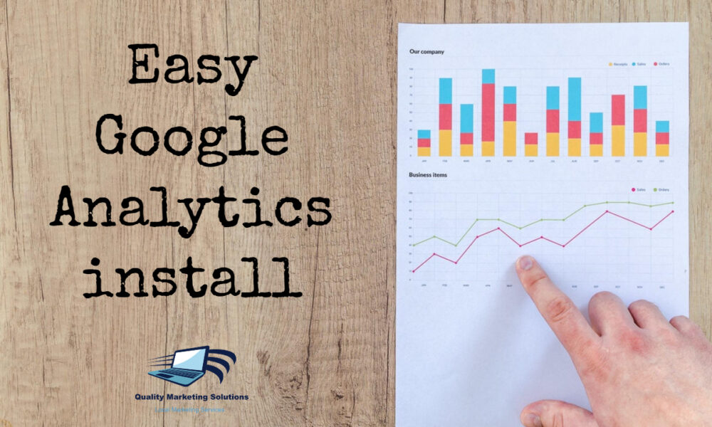 Google-Analytics-install